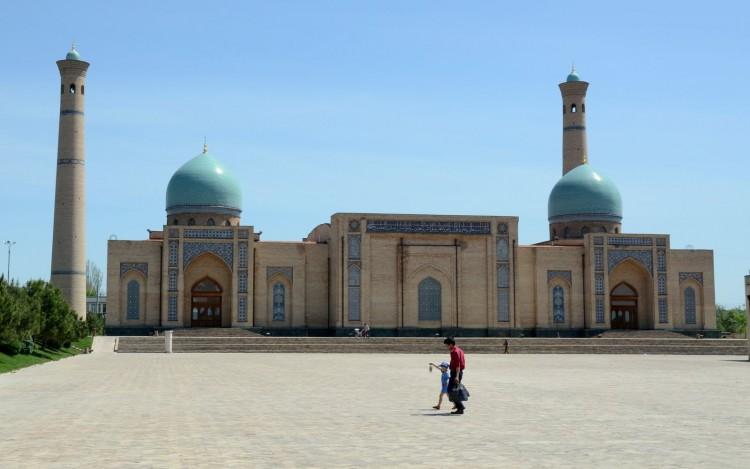 l'ensemble Khazrati Imam (Tachkent)