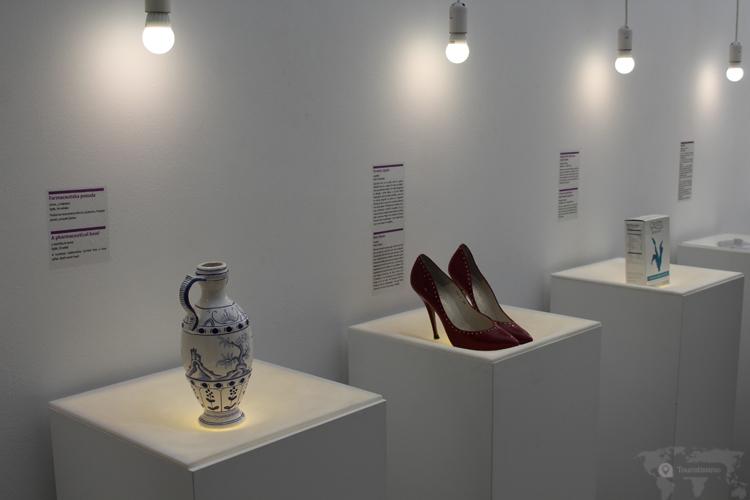 Le musée des coeurs brisés à Zagreb