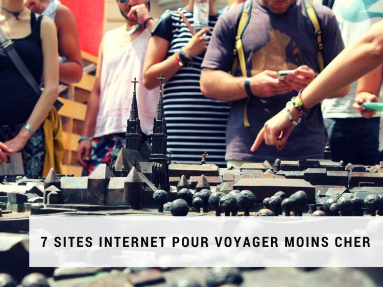 7 sites internet pour voyager moins cher