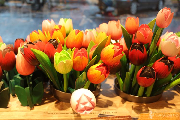 le musée de la Tulipe à Amsterdam