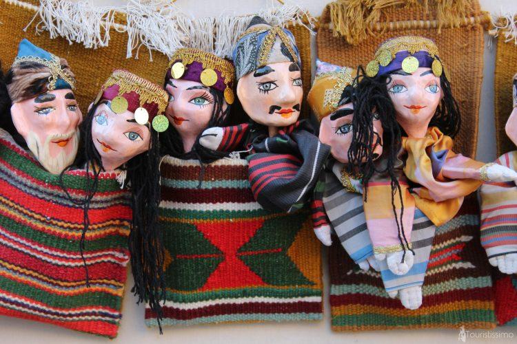 Les marionnettes Ouzbek