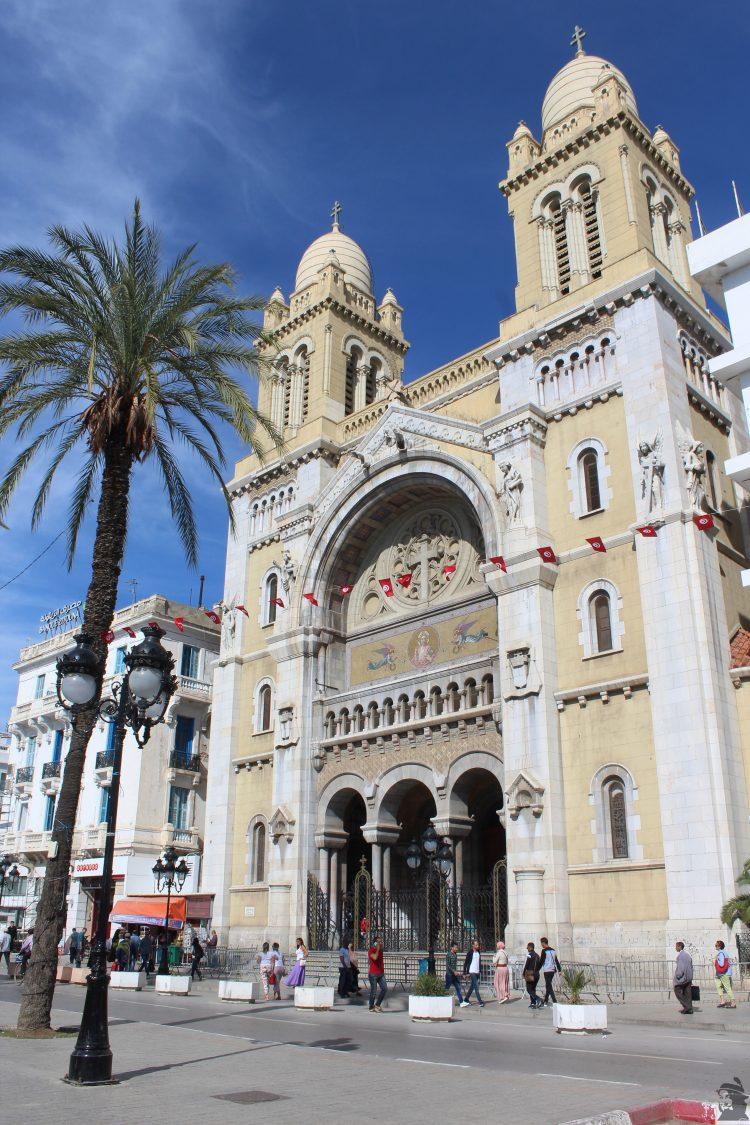 Cathédrale-Saint-Vincent-de-Paul-Tunis-Tunisie