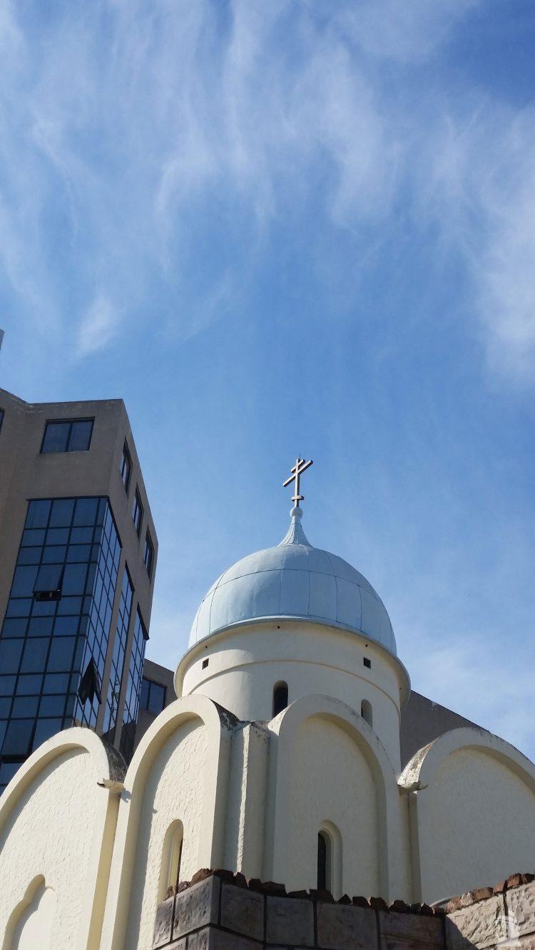 L'église Russe Tunis Tunisie Touristissimo