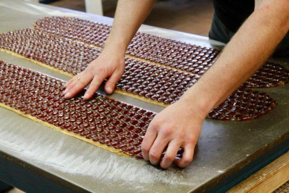 Fabrication de bonbons Florian