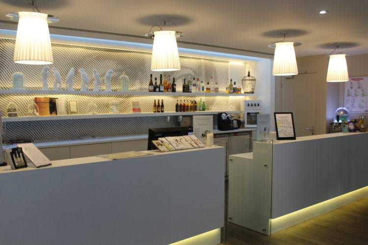 Réception Hotel Gustave Flaubert