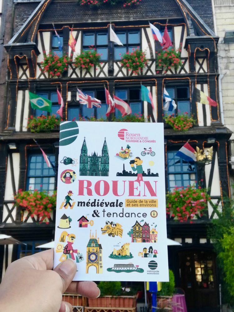 Week-end à Rouen