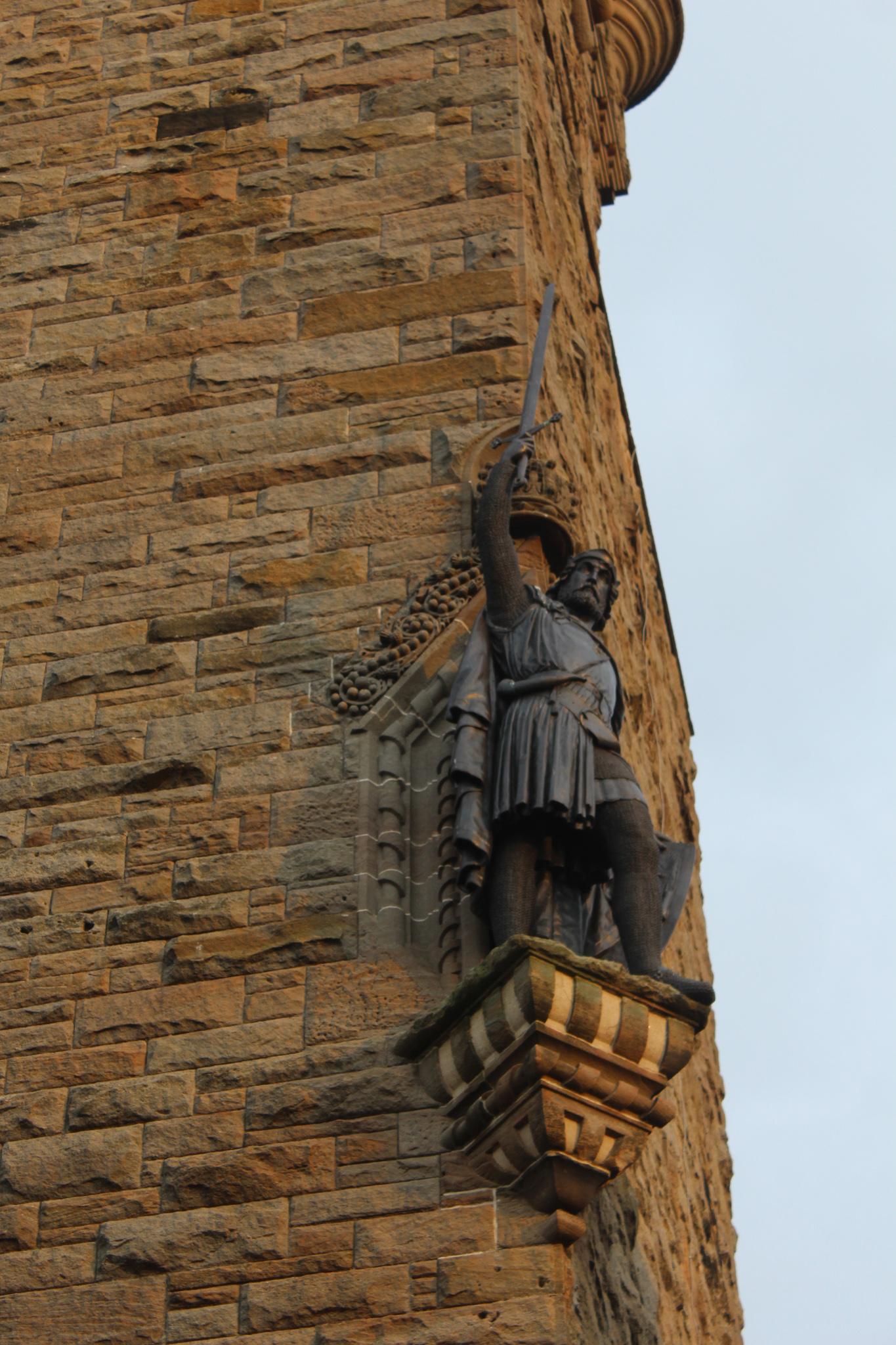 Wallace monument à Stirling