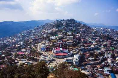 Tourist Places in Nagaland