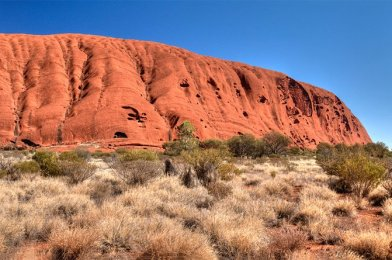 Tourist Places in Northern Territory