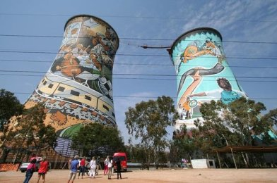 Tourist Places in Soweto
