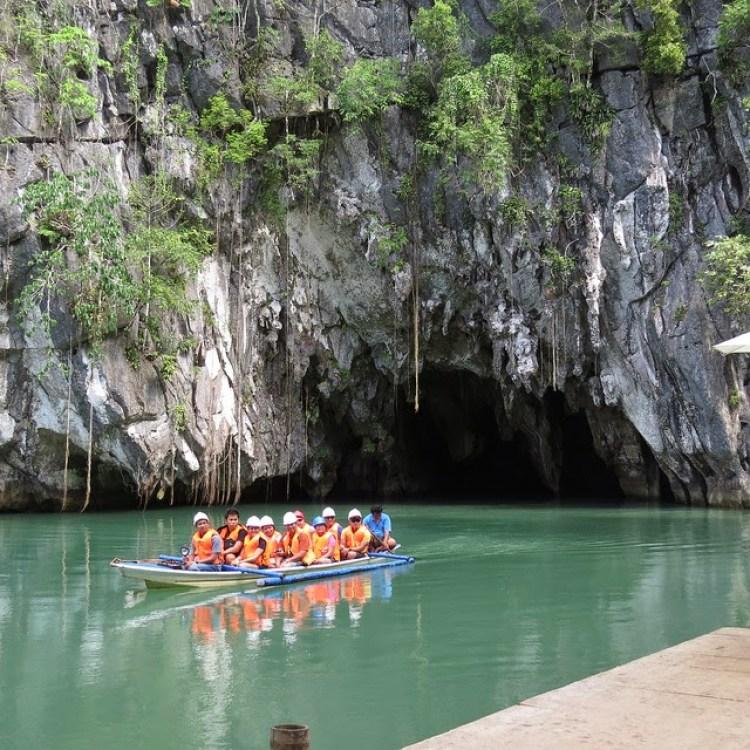 Puerto Prinsesa Subterranean River