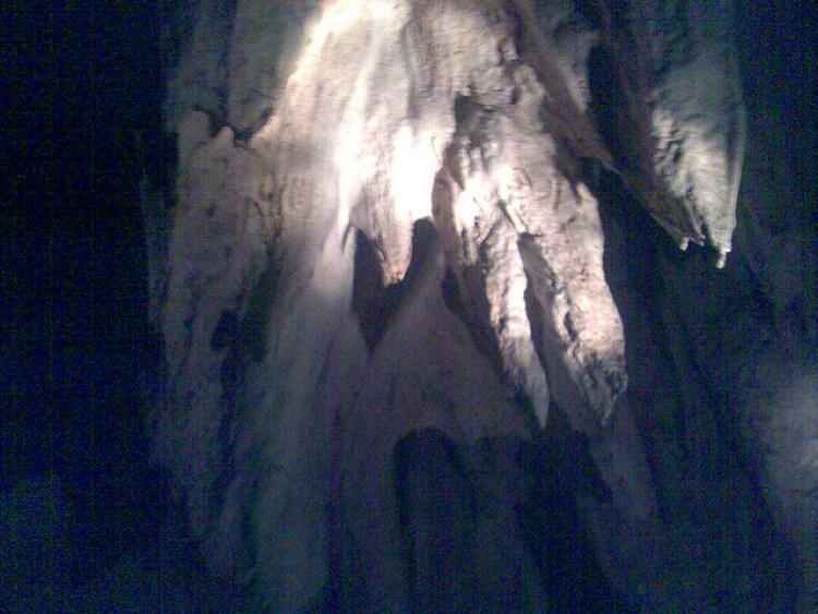 Aglipay Cave Quirino Stalactites