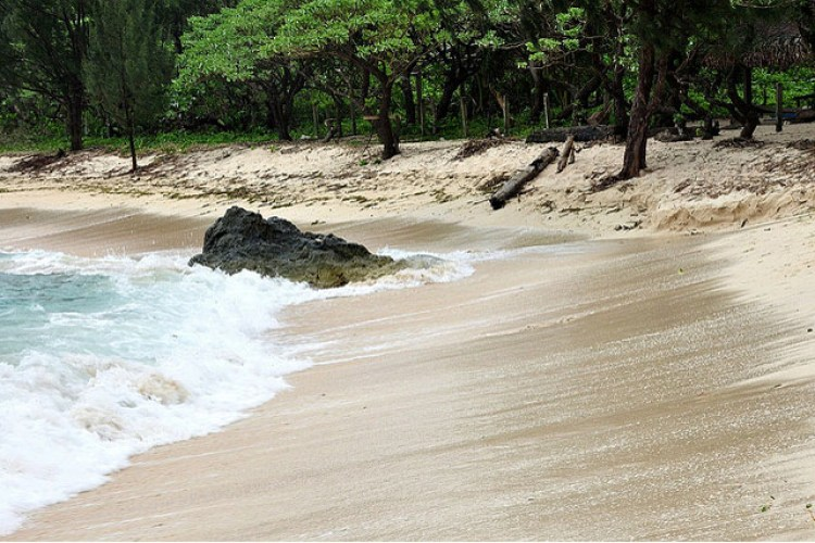 Anguib Beach - Top 10 Beaches in the Philippines