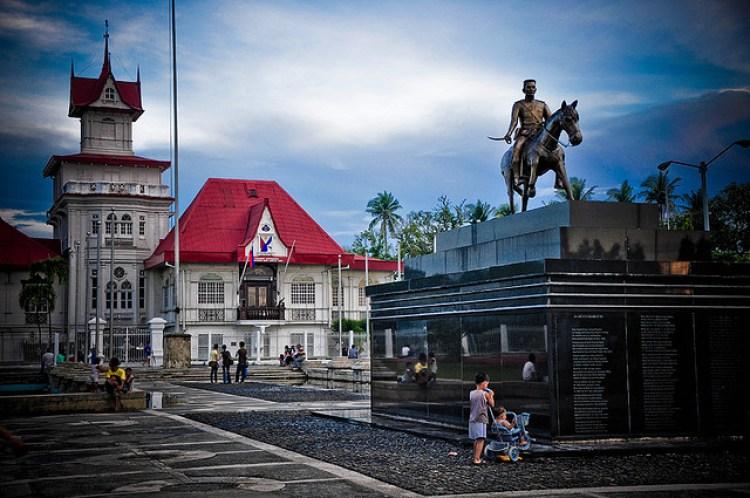 General Emilio Aguinaldo Shrine Cavite Tourist Spots