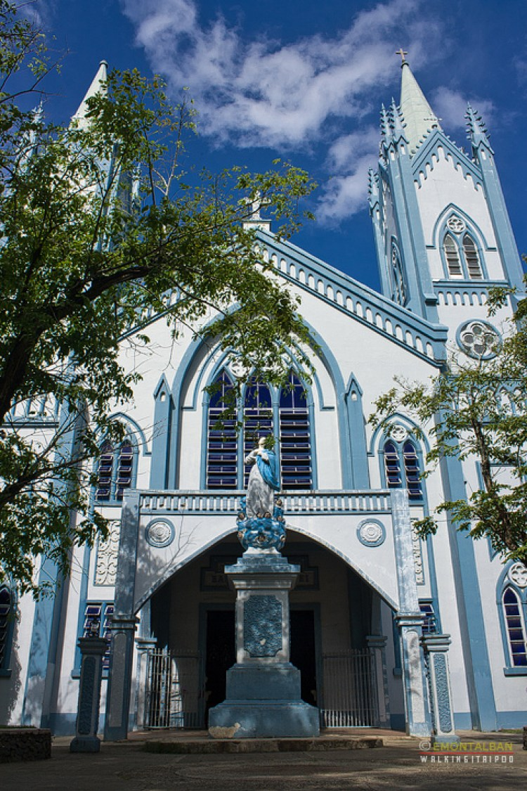 Immaculate Conception Cathedral Palawan