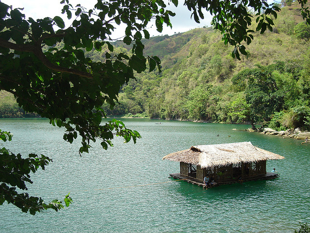 Lake Balanan Siaton Negros Oriental