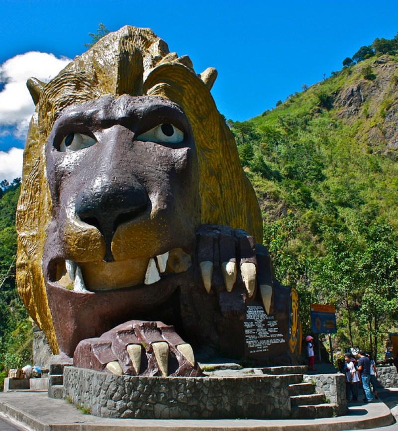 Lions Head Baguio City