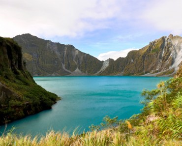 Mount Pinatubo Lake
