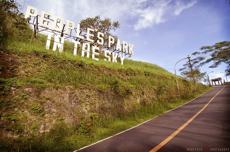 Peoples Park in the Sky Tagaytay Cavite