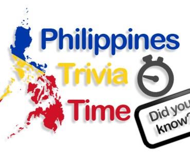 Philippine Trivia Time