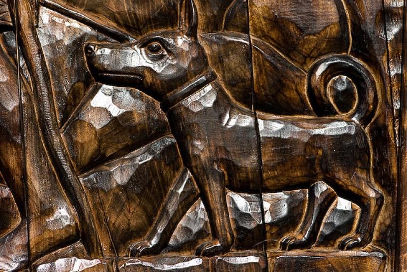 Tourist Spots in Baguio - Wood Carving Baguio City