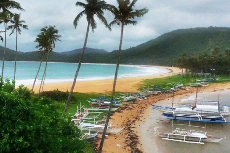 Nacpan and Calitang Twin Beaches - Top 10 Beaches in the Philippines