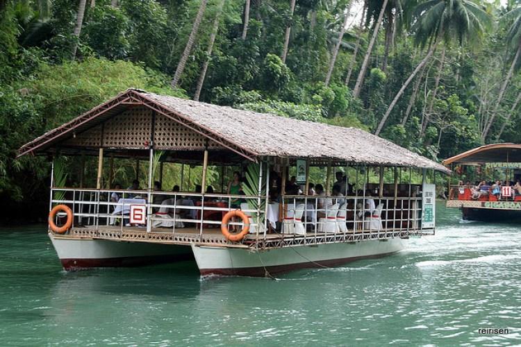 Loboc-Loay River Cruise Bohol