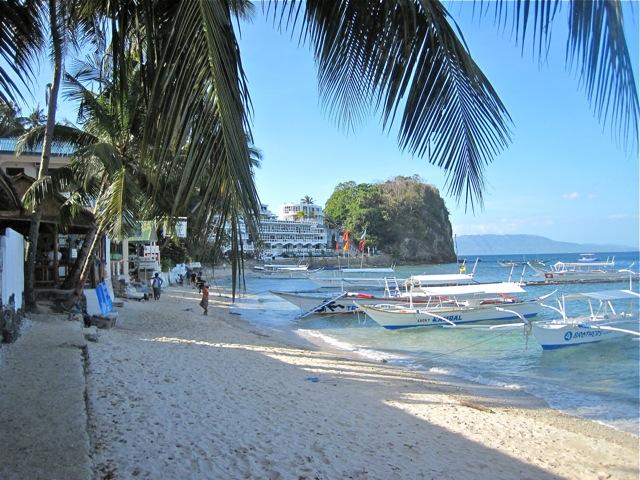 Sabang Beach Puerto Galera