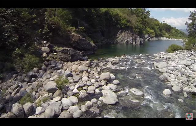 Coto River Zambales