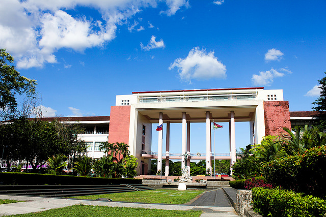 University of the Philippines Diliman Quezon Hall