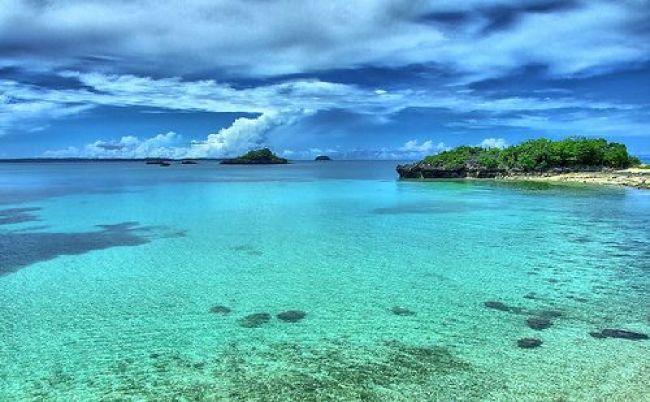 Logon Beach Malapascua