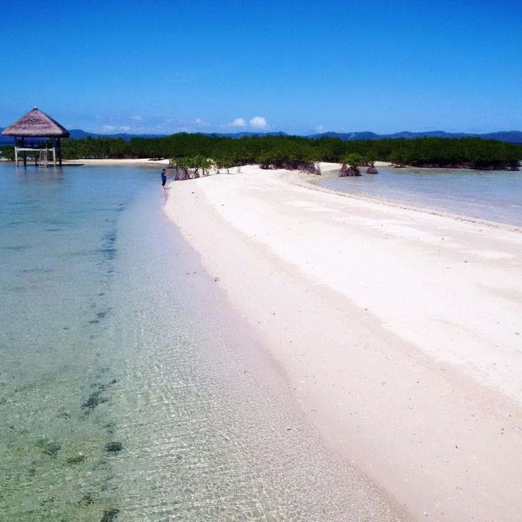 Buntod Reef Sandbar Masbate Beach