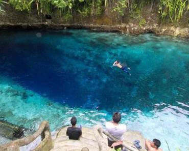 Enchanted River Hinatuan Surigao del Sur