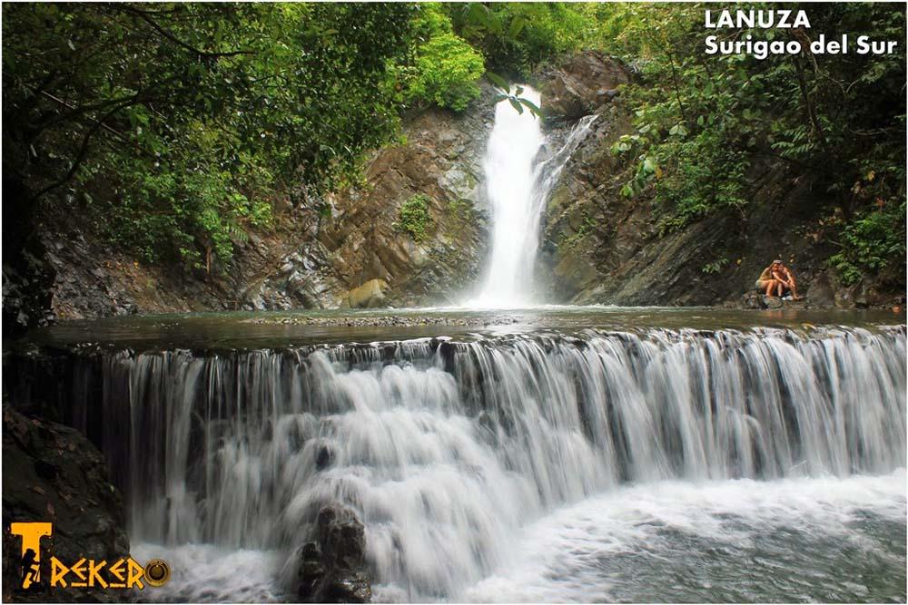 Magkawas Falls