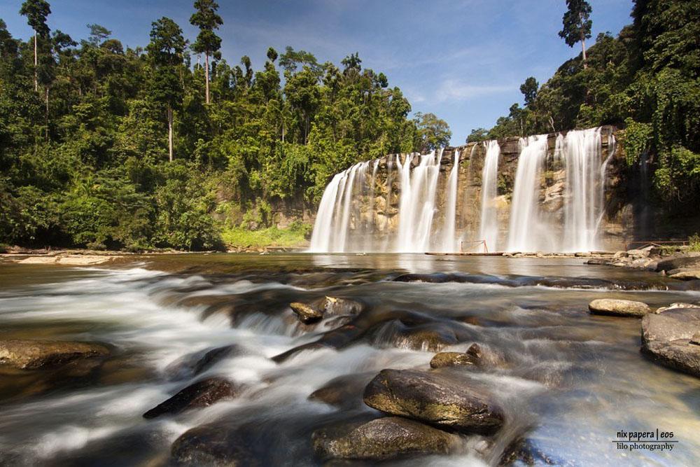 Tinuy-an Falls Bislig Surigao del Sur Philippines