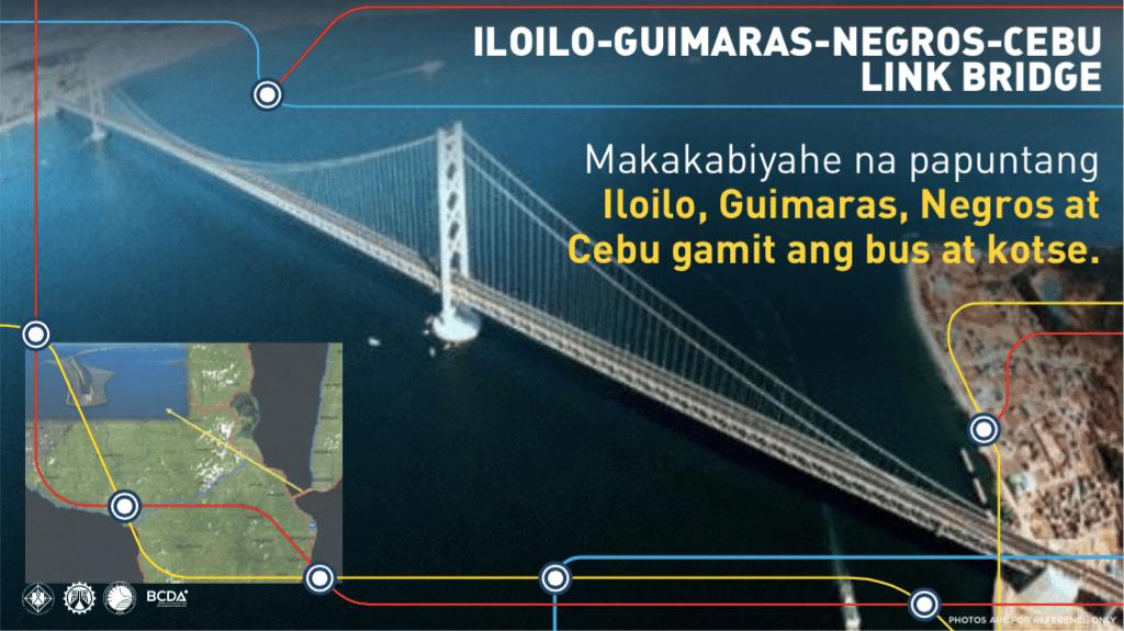 Iloilo-Guimaras-Negros-Cebu Link Bridge to be Constructed Next Year