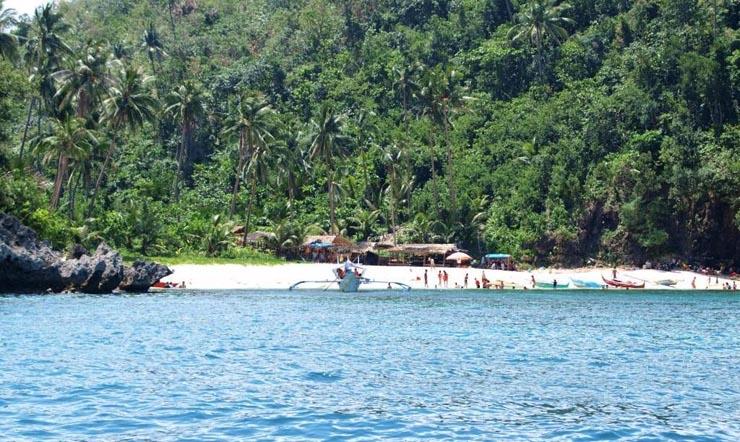 Haligi Beach Oriental Mindoro
