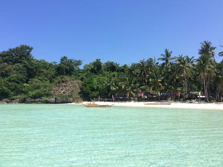 Inasakan Beach