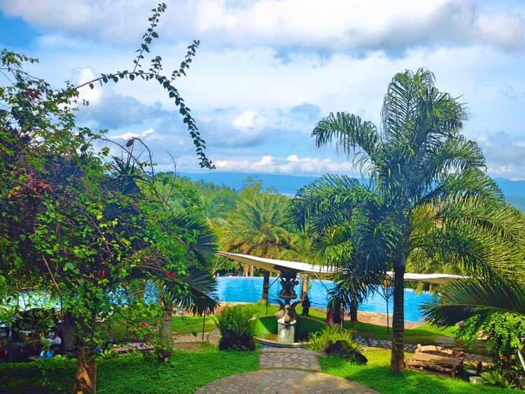 Shercon Resort Infinity Pool