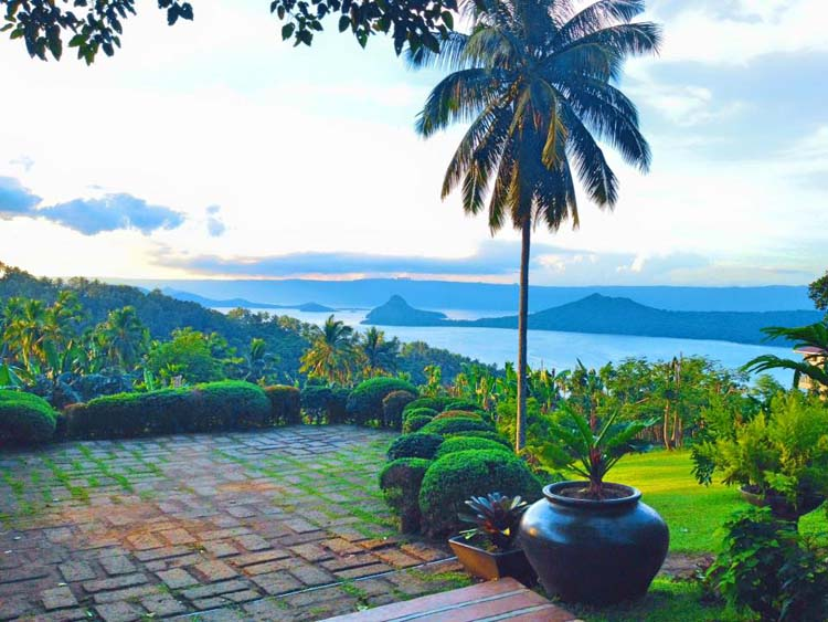 Shercon Resort Overlooking Tagaytay