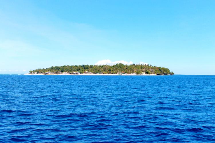 Apid Island Leyte