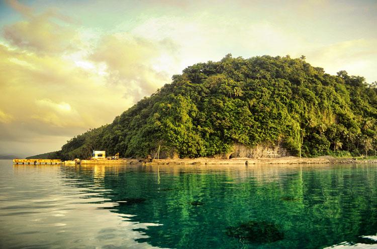 Limasawa Island Southern Leyte