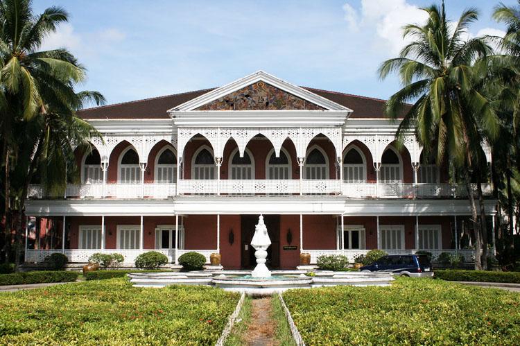 Sto. Niño Shrine and Heritage Museum Leyte