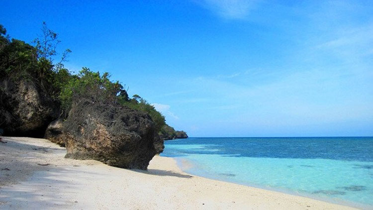 Kagusuan Beach Siquijor