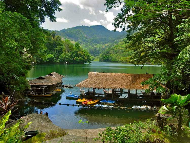 Lake Balanan Negros Oriental