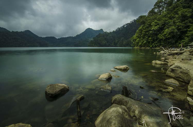Lake Balinsasayao
