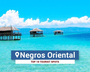 Top 10 Tourist Spots in Negros Oriental