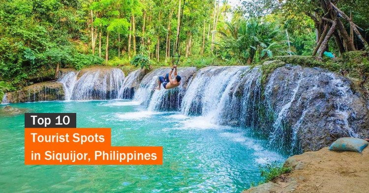 Top 10 Tourist Spots in Siquijor