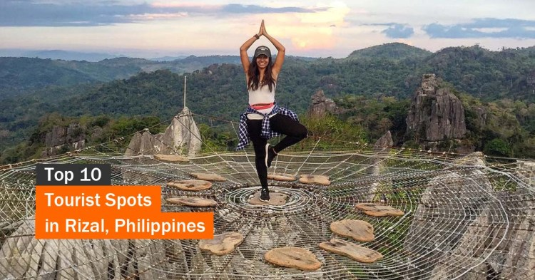 Top 10 Tourist Spots in Rizal