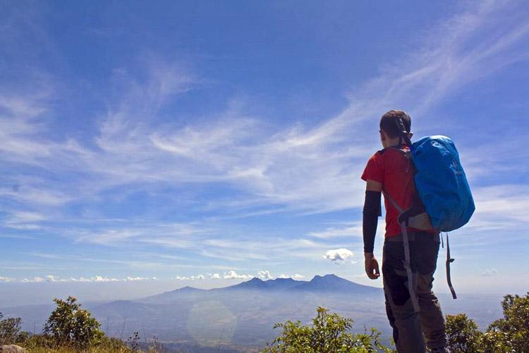 Mount Natib Summit
